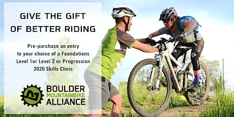 Skills Clinic - Gift Certificate tickets
