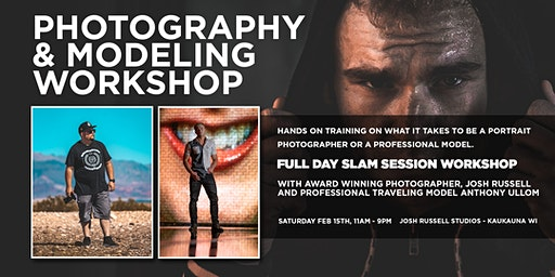 Portrait Photography and Model Training Workshop