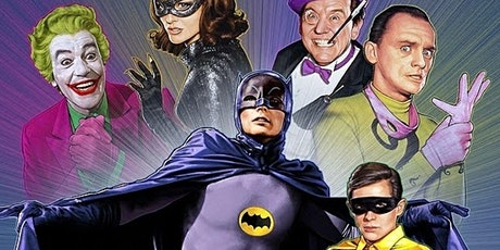 Scripts Gone Wild presents BATMAN '66 tickets