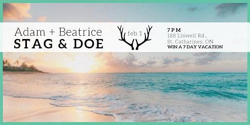 Adam + Beatrice Stag & Doe