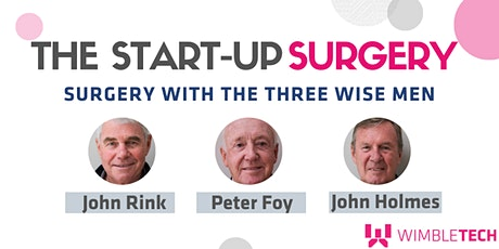The Start-up Surgery tickets