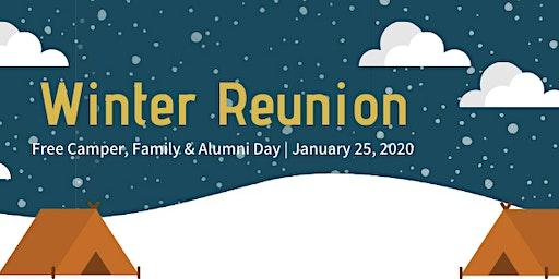 Winter Camper, Family &  Alumni Reunion