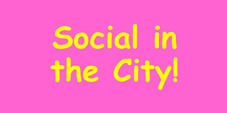 LGBTQ Social in the City! tickets