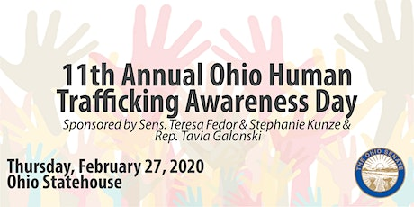 11th Annual Human Trafficking Awareness Day tickets