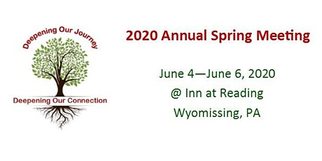 2020 Annual Spring Meeting: Deepening Our Journey... tickets