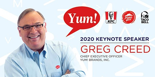 AMA DFW Executive Luncheon-Greg Creed CEO YUM! Brands, Inc. Building R.E.D. Brands Around the World