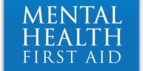 Training for Community Members Mental Health First Aid tickets