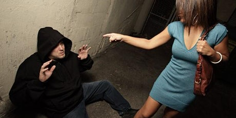 Safe4Life NEW Self Defense Class: The Great Escape tickets