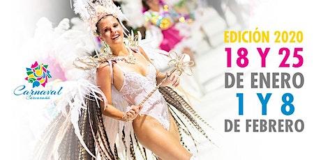 Carnaval de Carcaraña 2020 entradas