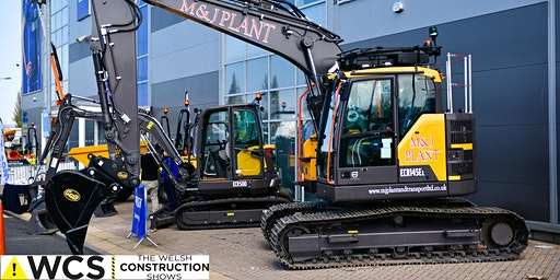 The Welsh Construction Show Cardiff 2020