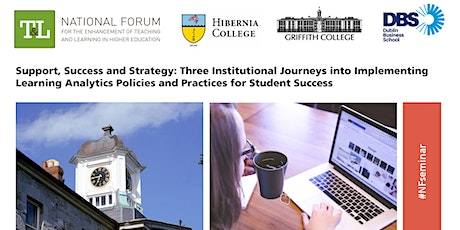 Support, Success, Strategy: Institutional Journeys into Learning Analytics tickets
