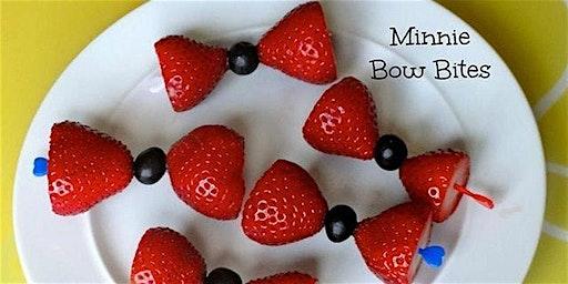 Mini Chef Creations: Minnie Bow Bites - GIANT Bensalem