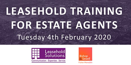 Leasehold Training for Estate Agents tickets