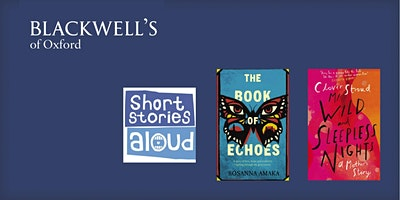 Short Stories Aloud is back for anoth...