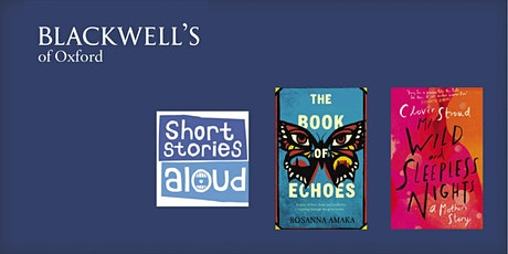 Short Stories Aloud - Rosanna Amaka and Clover Stroud tickets