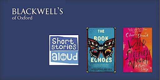 Short Stories Aloud - Rosanna Amaka and Clover Stroud