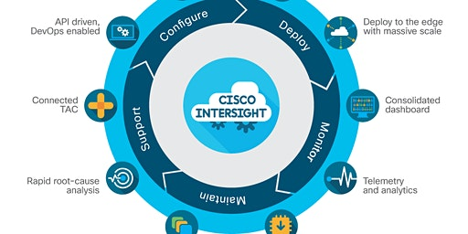 Cisco Intersight Overview, Lab, and Pure Storage Integration Event