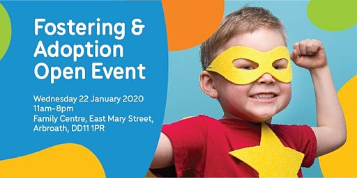 Fostering & Adoption Information Day - January 2020