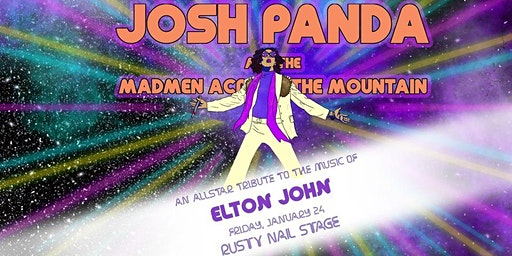 Josh Panda & the Madmen Across The Mountain at the Rusty Nail