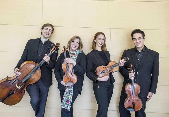 Friday Morning Music Club: Cavani Quartet image