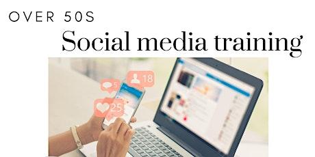 50+ social media training tickets