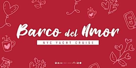 BARCO DE AMOR: El # 1 LATINA Crucero oficial en yate para fiestas en barco en NYC tickets