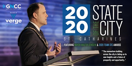 State of the City 2020 - St. Catharines tickets