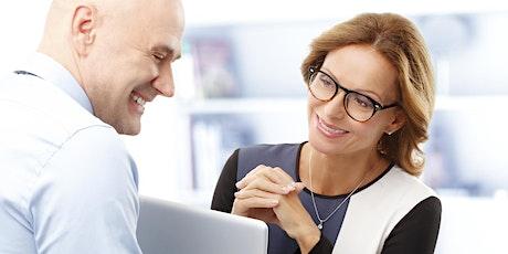 Masters Certificate in Sales Leadership - Webinar tickets