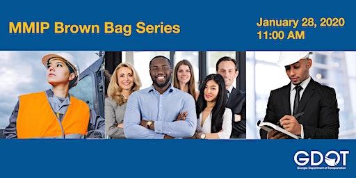GDOT's MMIP Brown Bag Series (Atlanta)