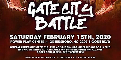 FSPW Present: Gate City Battle 2020