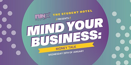 Mind Your Business #3: Money Talk tickets