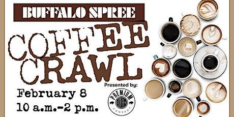 Buffalo Spree Coffee Crawl Presented by Premium Coffee Co. tickets