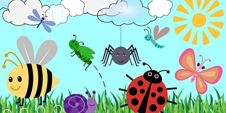 Creepy-Crawly Craft Event tickets