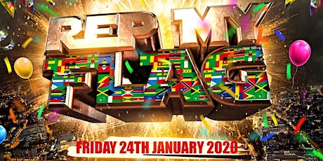REP MY FLAG...THE BIGGEST MIDLANDS FRESHERS PARTY tickets