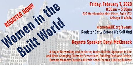 Women in the Built World Symposium tickets