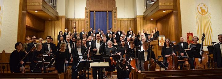 Arioso Chorale   Verdi's Requiem image