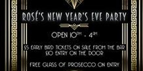 Rosé Zinfandel New Years Eve Celebrations LGBTQ PARTY tickets