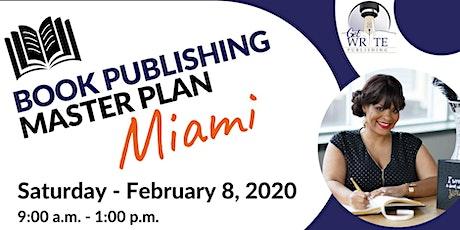 Book Publishing Master Plan Miami tickets