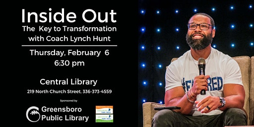 Inside-Out: The Key to Transformation with Coach Lynch Hunt