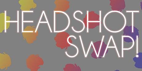 Collab headshot swap - SnapJoy Studio Squad tickets
