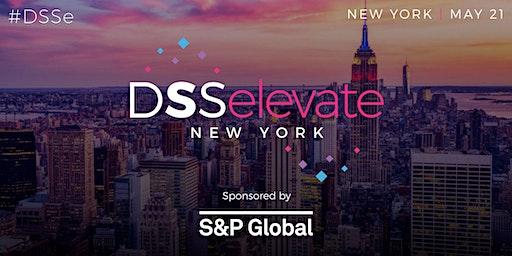 DSS Elevate   NYC 2020