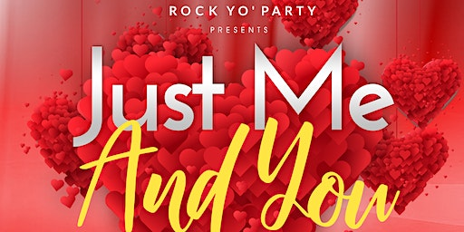 Just Me And You: A Night Of Love