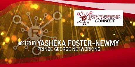 Free Prince George Rockstar Connect Networking Event (January, near Richmond) tickets
