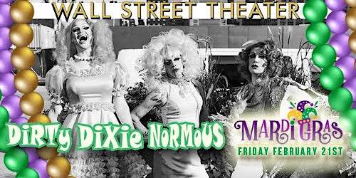 Dixie Normous Drag Review