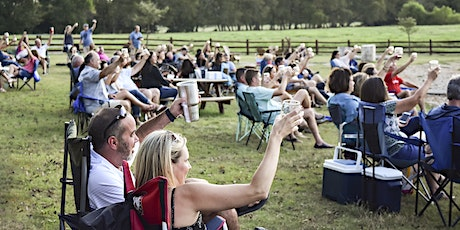 Heart Tribute by Even It Up Smore's and Great Texas Wine at BarnHill Vineyards! tickets