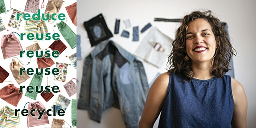 Sewing Sustainably: Produce Bags with An Upcycled Closet