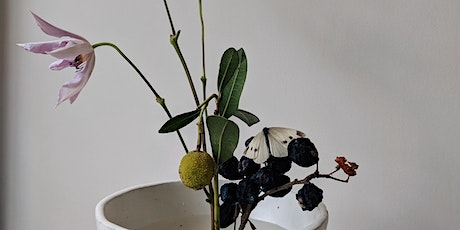 Ikebana Workshop with Untitled (Flowers) tickets