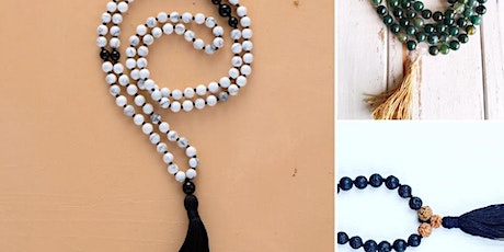 Mala Necklace Class tickets