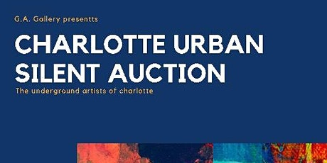 Charlotte Urban Silent Auction tickets