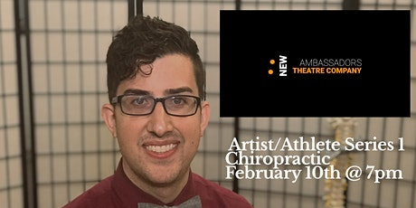 New Ambassadors Artist/Athlete1 - Dr. Brian Poole, CHIROPRACTIC HEALTH tickets